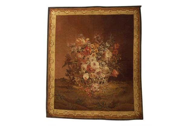 French 19th Century Aubusson Tapestry