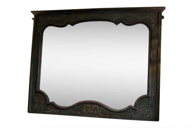 18th Century Italian mirror Louis XIV