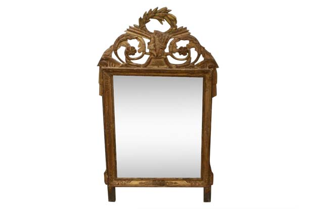 French 19th Century Louis XVI Style Mirror, Circa 1820