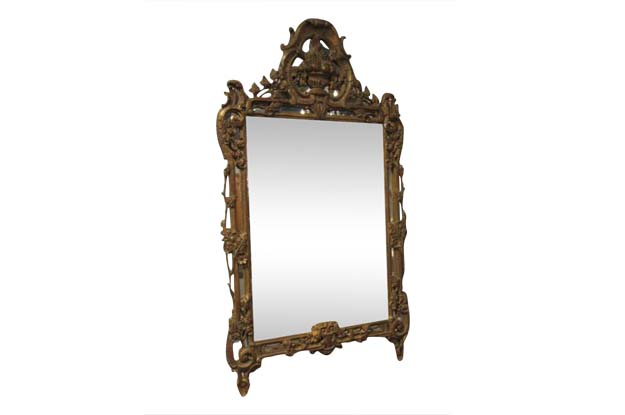 French Late 18th Early 19th Century Louis XVI Mirror